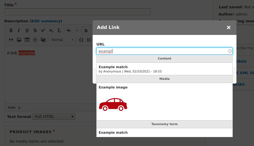 linkit-add-example