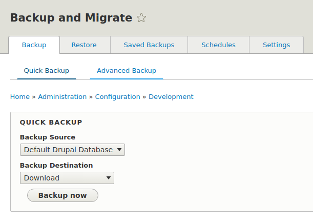 backup-migrate-quick