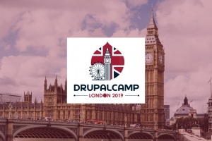 Main image DrupalCamp London 2019