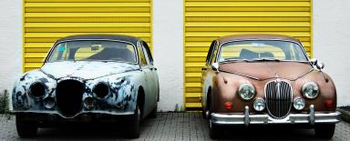 Just like those two cars, custom CMS might be similar to Drupal from the outside, but whole difference is in the inside