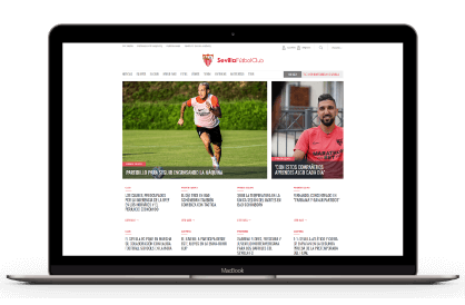 Sevilla F.C. website